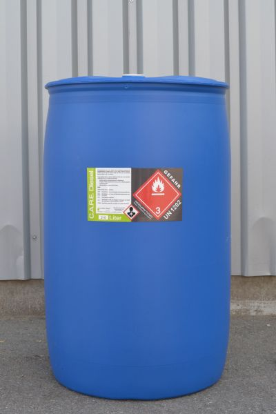 C.A.R.E. Diesel®, Fass 210L