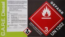 C.A.R.E. Diesel®, IBC-Behälter 1000 L