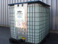 AdBlue DIN 70070, 1000 Liter-IBC